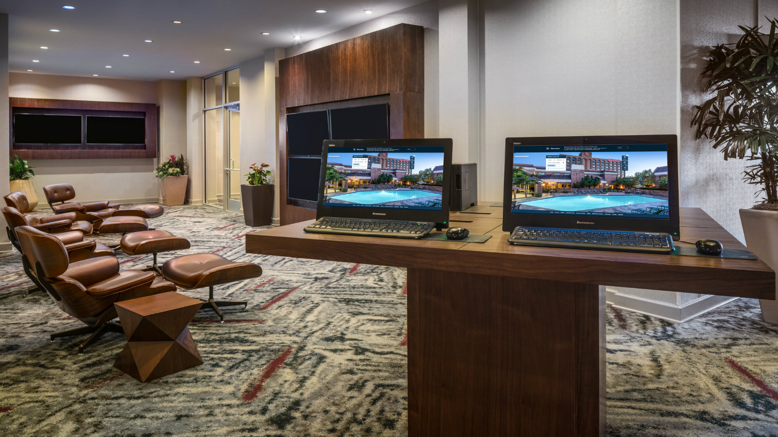 Meeting Rooms in Salt Lake City - Business Center